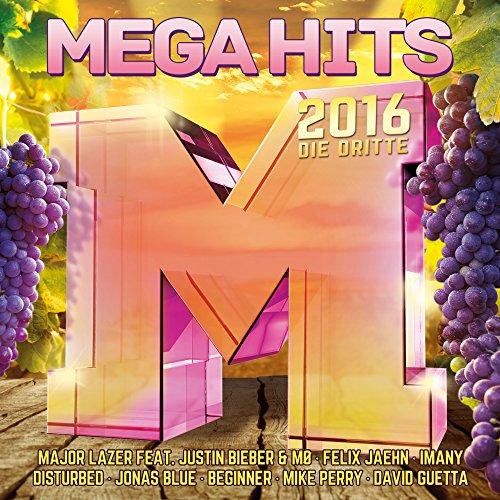 MegaHits 2016 - Die Dritte [Explicit]
