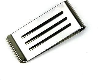 MB-LANHUA Nouveau Multifonctionnel Mode Pince /à Billets en Acier Inoxydable Pince /à Billets en m/étal Porte-Poche Portefeuille Carte de cr/édit