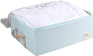 Vêtements Sac de rangement Organisateur de sac de rangement de vêtements de grande capacité avec poignée renforcée Tissu é...