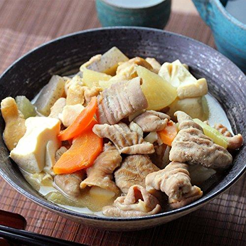 水郷のとりやさん 国産 豚肉 豚もつ 煮込み モツ煮 1袋(450g)