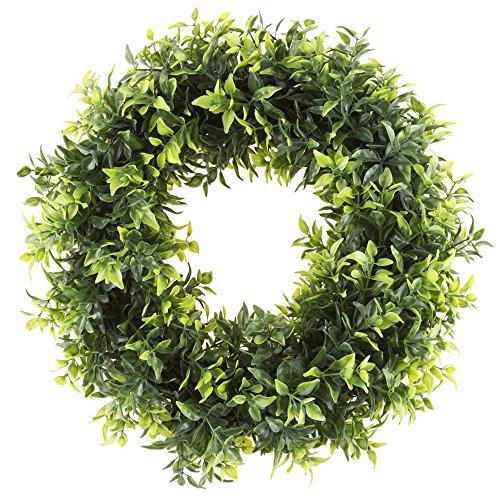 decorative artificial wreath