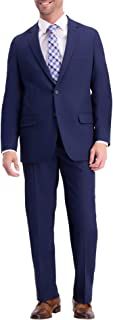 Haggar Men's Active Series Classic Fit Stretch Suit...
