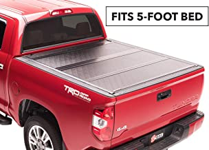BAKFlip G2 Hard Folding Truck Bed Tonneau Cover | 226426 | fits 2016-19 Toyota Tacoma 5' bed