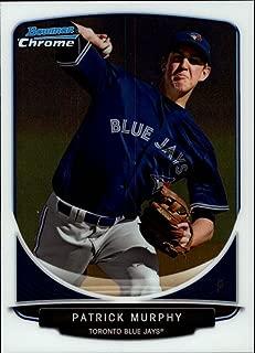 2013 Bowman Chrome Draft Baseball Draft Picks #BDPP47 Patrick Murphy Toronto Blue Jays