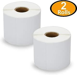 2 Rolls Dymo 30387 Compatible 2-1/3