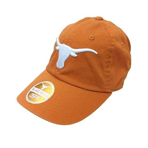 detailed look e16a5 78218 Elite Fan Shop Texas Longhorns Hat Orange