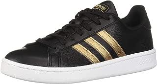 adidas Womens Grand Court Black Size: 7.5 US