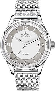 Dugena - Reloj Analógico para Hombre de Automático con Correa en Acero Inoxidable 7090340