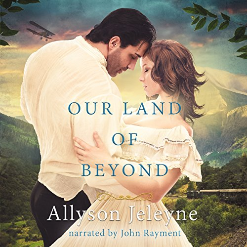 Our Land of Beyond  audiobook cover art