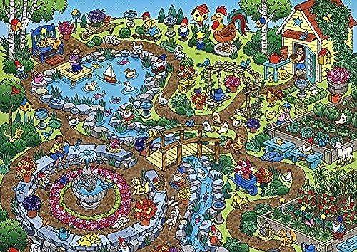 hasta 42% de descuento MasterPieces - 101 Things To Spot Spot Spot In The Garden - Jigsaw Puzzle - 100 Pc by MasterPieces  salida de fábrica