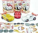 Kinder Überraschung Maxi Ei Disney Cars Edición Limitada Italia 2014 con allen BPZ
