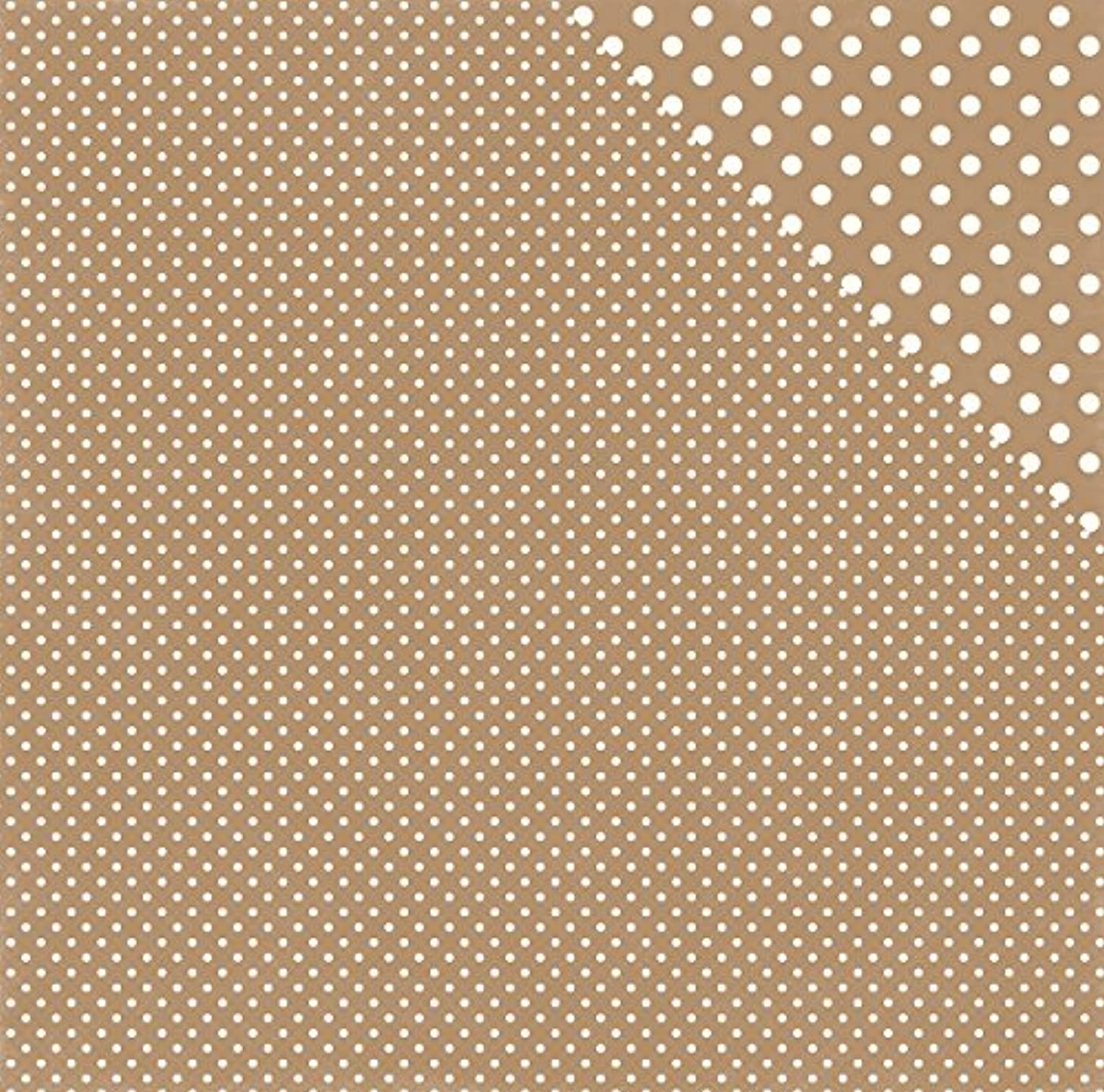 Echo Park Paper DS16026 Travel Dots & Stripes Double-Sided Cardstock (25 Sheets Per Pack), 12