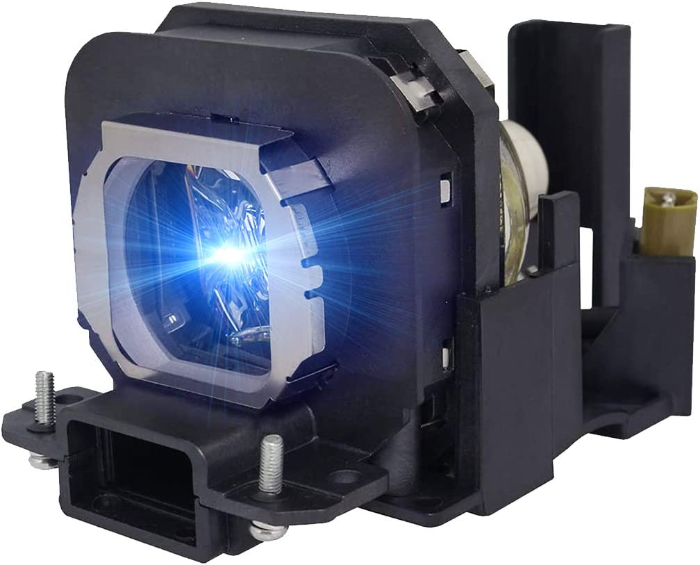 BORYLI ET-LAX100 Projector Lamp Replacement. Projector Lamp Assembly with Original Bulb Inside for PT-AX100 PT-AX100E PT-AX100U PT-AX200 PT-AX200E PT-AX200U