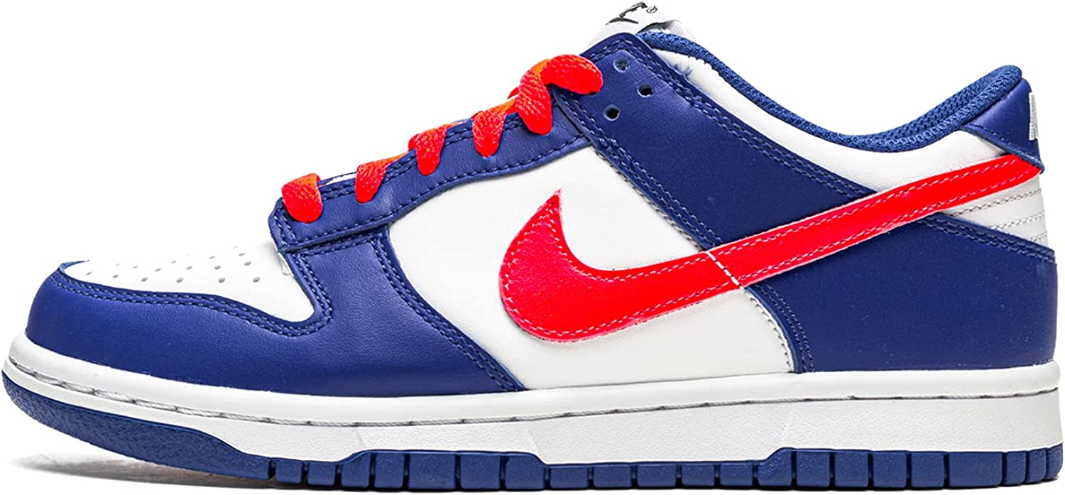 Nike Youth Dunk Low GS CW1590 104 - Size 7Y