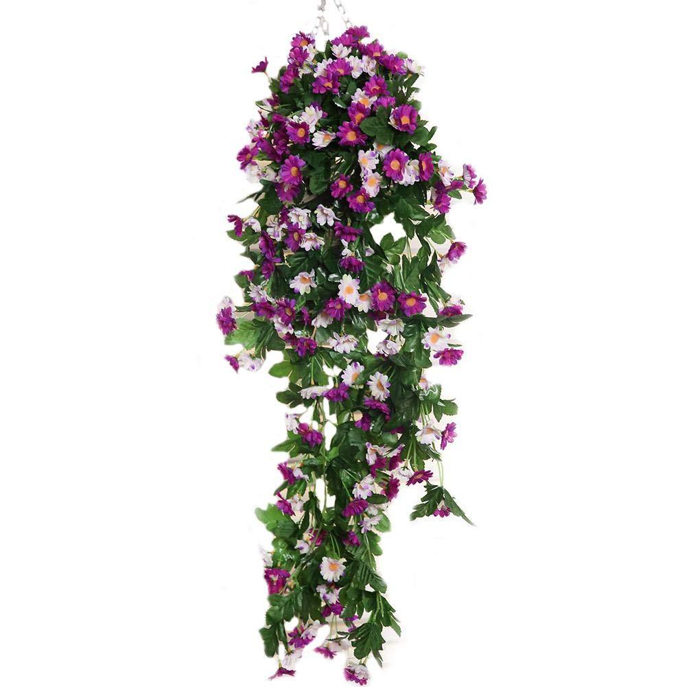 Blanc par Homestreet/® cr/ème Orchid/ée en 5/couleurs Vert p/âle Magenta Rose /éternelle double Orchid/ée Phaleno Livr/ée avec un pot en pot
