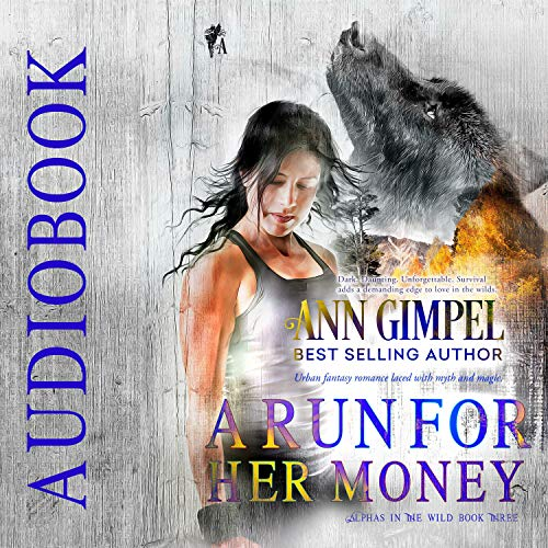 A Run for Her Money: Urban Fantasy Romance audiobook cover art