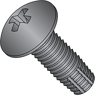 6-32 X 1//4 Slotted Pan Type F Thread Cutting Screw18-8 Stainless Steel Package Qty 100