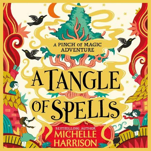 A Tangle of Spells cover art