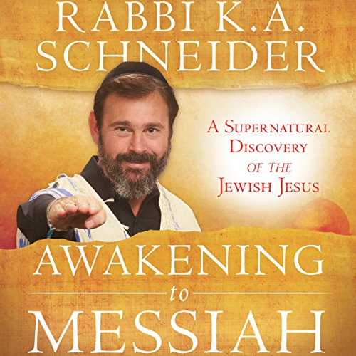Awakening to Messiah audiobook cover art