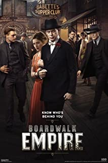 Pyramid America Boardwalk Empire Season 2 Cool Wall Decor Art Print Poster 24x36