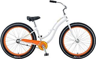 eaae3884f10 Bicicleta Sun Baja Cruz Lady Blanca CB