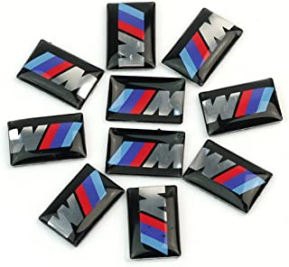 okokk90909o Emballage DE Badge DE Logo AUTOADHESITIF pour Autocollant DE Roue 4 x 56mm pour