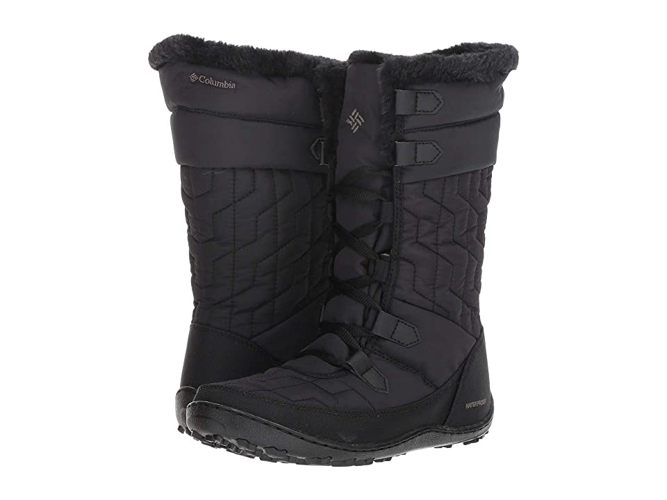 Columbia Mission Creek Mid Waterproof (Black) Women