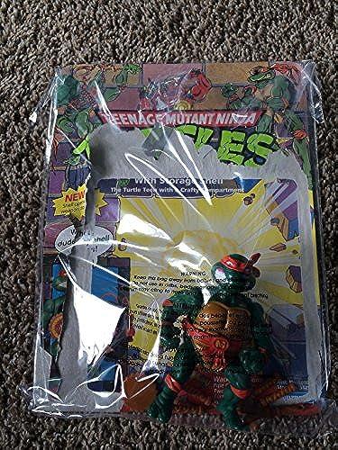 1990 chelangelo mit Speicher Shell Teenage Mutant Ninja Turtles