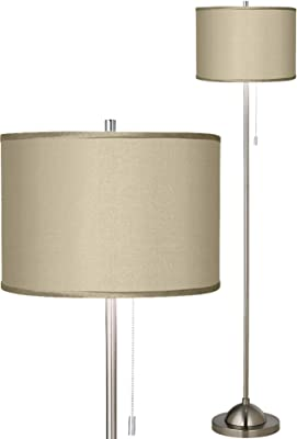 Brightech Montage Modern - LED Floor Lamp for Living Room ...