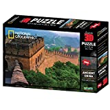NATIONAL GEOGRAPHIC Super Ancient China/Great Wall of China 3D Puzzle (500-Piece)