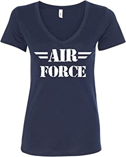air force t shirts womens