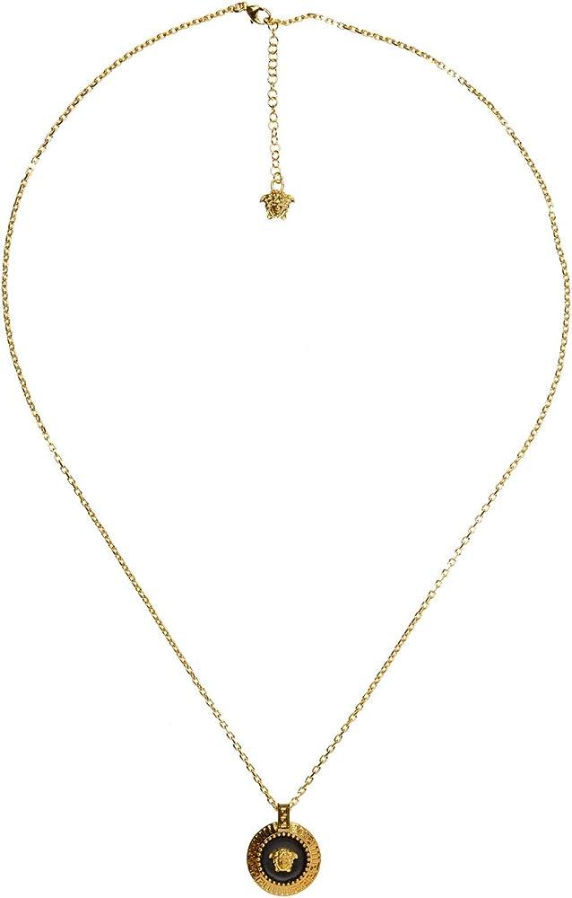 Versace collana medusa uomo oro DG17487-DJMS_D41OH