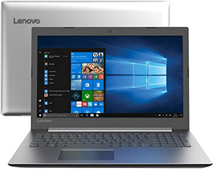"Notebook Lenovo Ideapad 330, Intel Core i3 6006U, 4GB RAM, HD 1TB, Tela 15,6"" LED, Windows 10, 81FD0002BR"