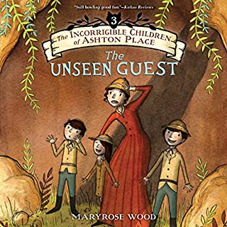 The Unseen Guest cover art