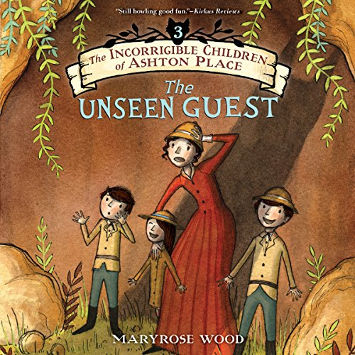 The Unseen Guest audiobook cover art