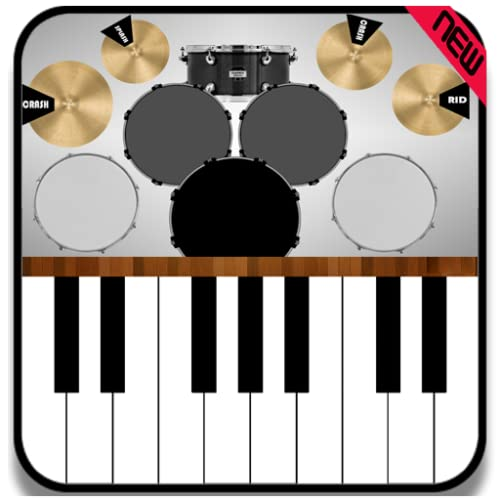 piano and drums & piano pad