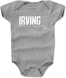 500 LEVEL Kyrie Irving Brooklyn Basketball Baby Clothes & Onesie (3-24 Months) - Kyrie Irving Elite