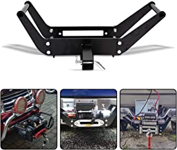 RUGCEL Winch Cradle Winch Mounting Plate, Winch Mount Recovery Winches (10