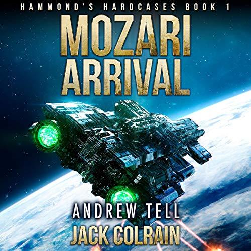 Mozari Arrival cover art