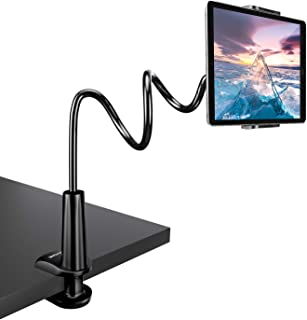 Tryone Soporte Tablet Móvil Multiángulo - Soporte con Brazo de Cuello de Cisne para Serie iPad/Nintendo Switch/Samsung Gal...