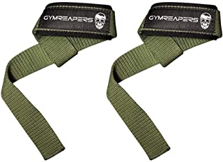 Gymreapers Lifting Wrist Straps for Weightlifting,...
