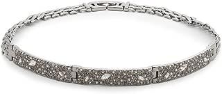 swarovski crystal cat necklace