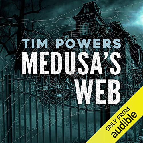 Medusa's Web  By  cover art
