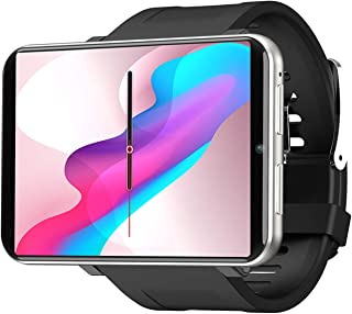 GoolRC DM100 4G Smart Watch Sports WiFi GPS BT Smartwatch 2.86 Inch Touch Screen Android 7.1 1GB/16GB Music Player Phone C...