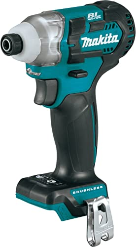 popular Makita DT04Z 12V 2021 Max CXT outlet sale Lithium-Ion Brushless Cordless Impact Driver, Tool Only, outlet sale