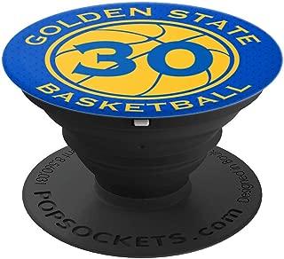 Golden State Basketball Number 30 Legend