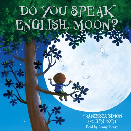 Do You Speak English, Moon? cover art
