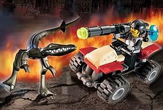 LEGO Street Sprinter vs. Mutant Lizard: Dino Attack