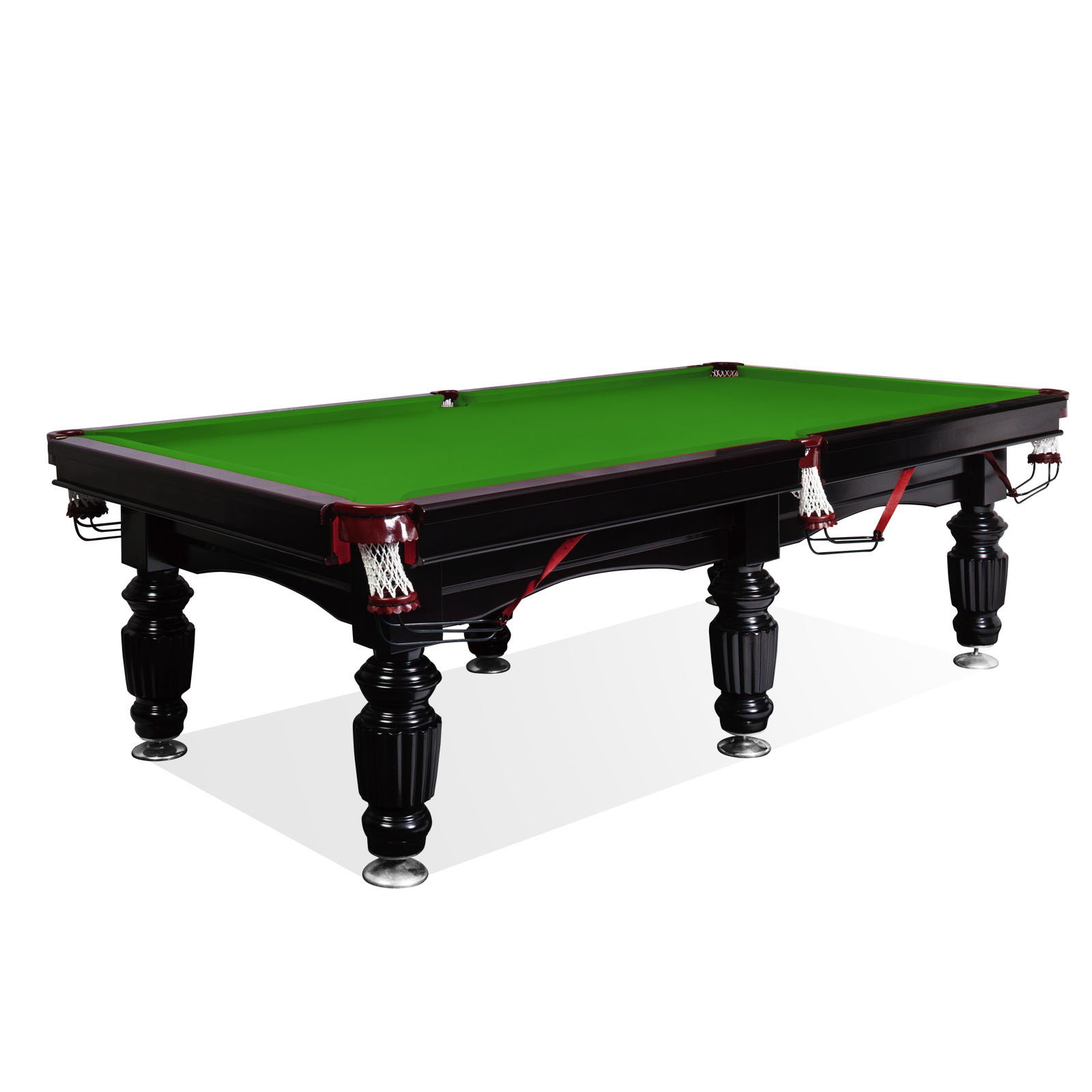 12ft Luxury 3 Piece Slate Pool Table Solid Timber Billiard Table Professional Snooker Game Table With Full Accessories Pack Black Frame Green Felt Amazon Com Au Sports Fitness Outdoors