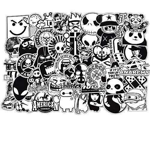 Aufkleber Decals(100 Stück),Dekorative Aufkleber Graffiti Sticker Decals Vinyls für Laptop,Kinder,KühlschrankAutos,Motorrad,Skateboard Gepäck,Bumper Sticker Hippie Aufkleber Bomb wasserdicht